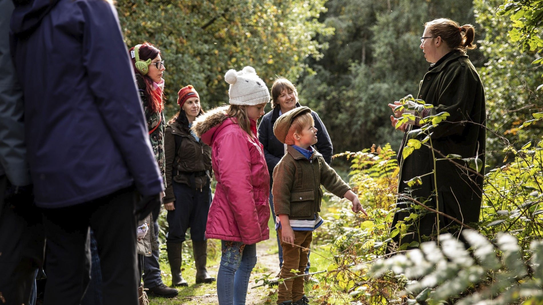 Guided Nature Walks by New House Farm Country Retreat