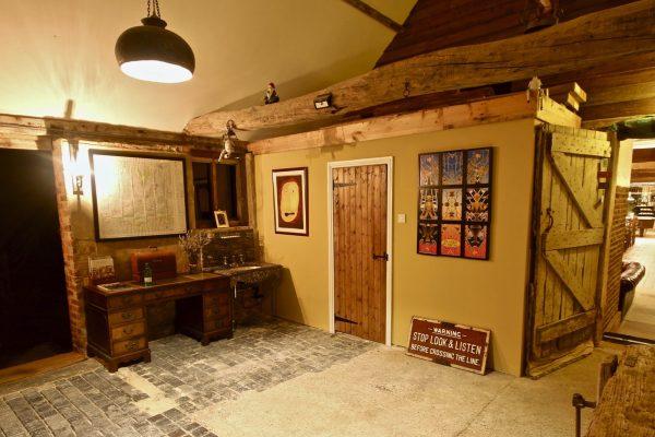 Longbarn at New House Farm Country Retreat
