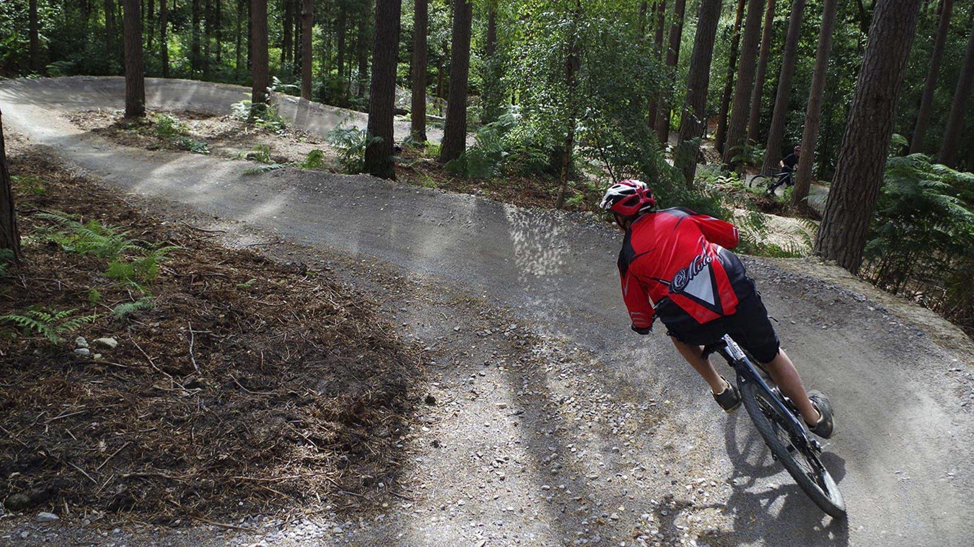 Mountain Biking at New House Farm Country Retreat