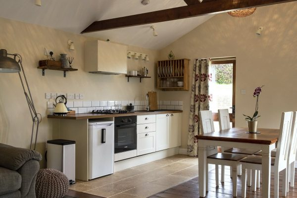 South Stable Lodge Kitchen at New House Farm Country Retreat