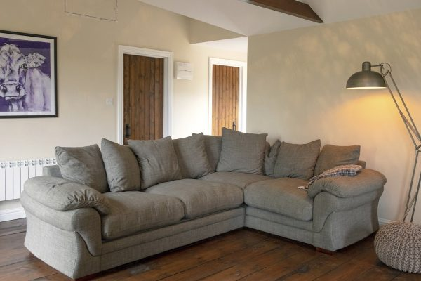 South Stable Lodge Lounge at New House Farm Country Retreat