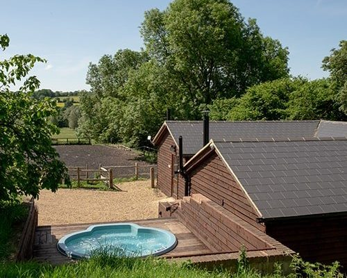 Stable Lodges at New House Farm Country Retreat
