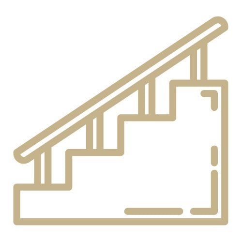 Stairs Icon at New House Farm Country Retreat