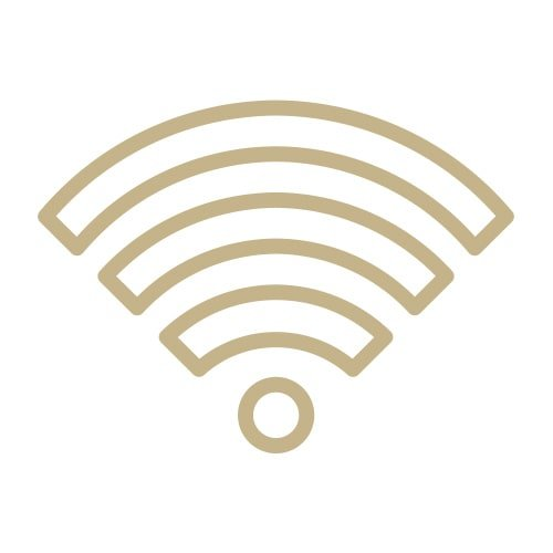 Wifi Icon at New House Farm Country Retreat